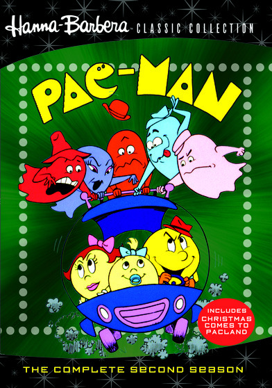 Pac-Man: The Complete Second Season 883316640036