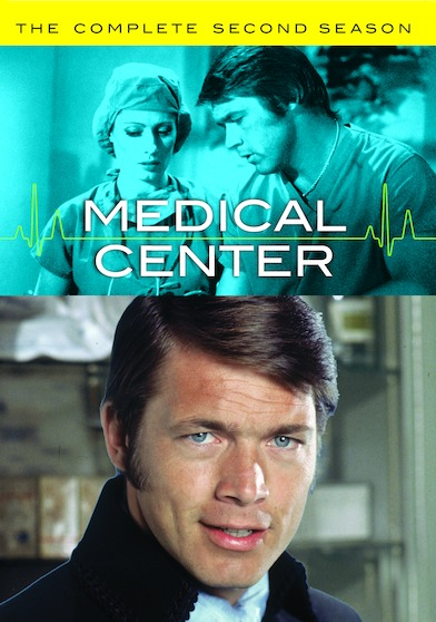 Medical Center - The Complete Second Season (Dvd9)