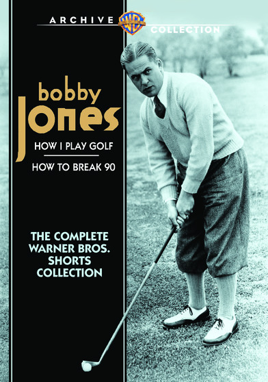 Bobby Jones: The Complete Warner Bros. Shorts Collection 883316675502