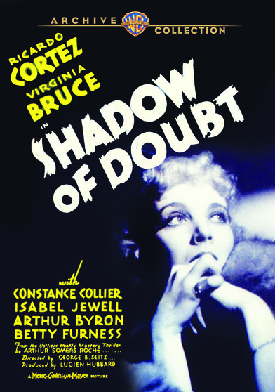 Shadow of Doubt 883316679241
