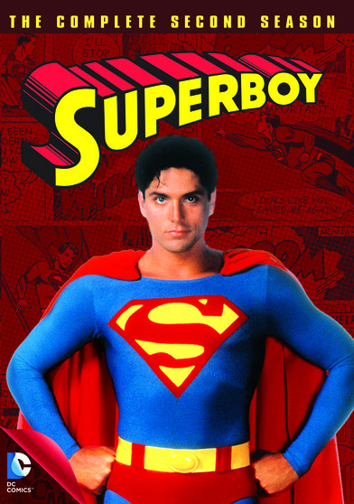 Superboy: The Complete Second Season 883316683118