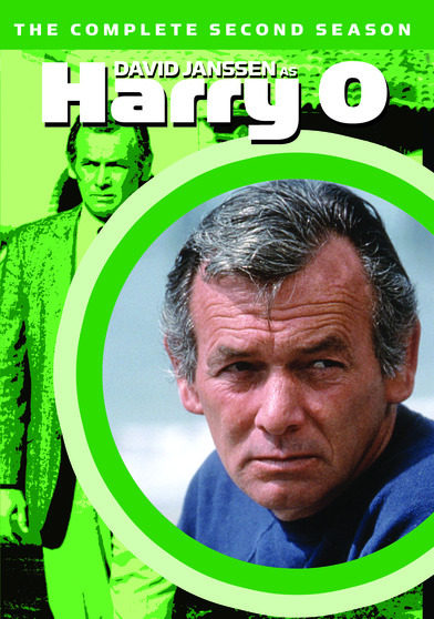 Harry O: The Complete Second Season 883316724934