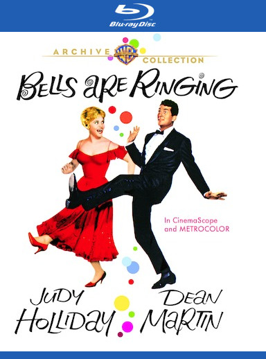 Bells are Ringing [Blu-ray] 883316732892