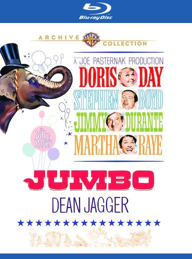 Billy Rose's Jumbo [Blu-ray] 883316745205
