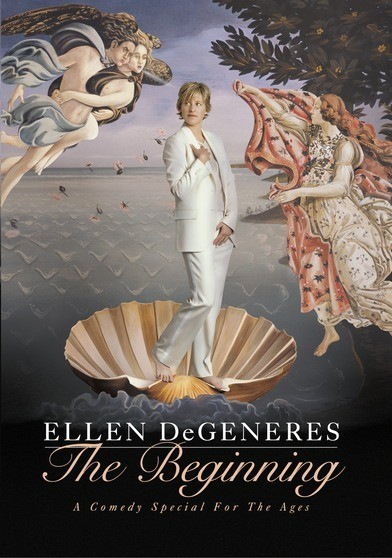 Ellen Degeneres: The Beginning 883316799734