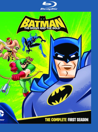 Batman Brave & The Bold: The Complete First Season  [Blu-ray] 883316842683