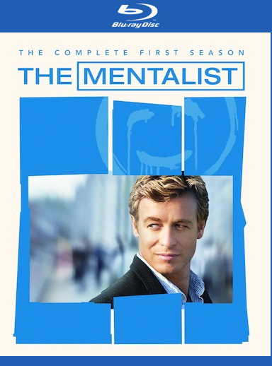 The Mentalist: The Complete First Season [Blu-ray] 883316865286