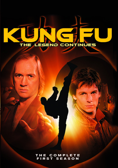 Kung Fu: The Legend Continues: The Complete First Season 883316951491