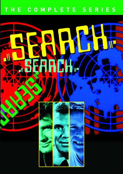Search: The Complete Series 883316987315
