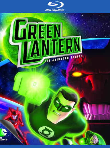 Green Lantern Animated Series S1 [Blu-ray] 883316987339