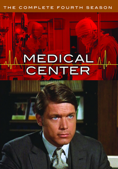 Medical Center: The Complete Fourth Season