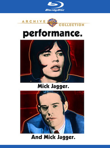 Performance [Blu-ray] 883316999325