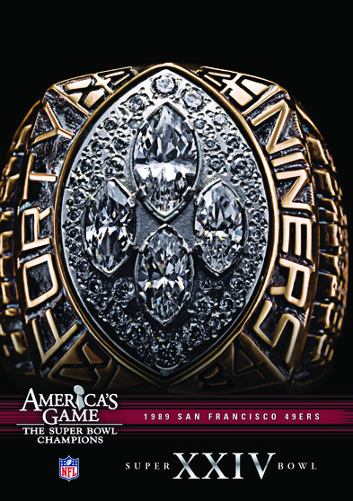 NFL Americas Game: 1989 49ERS (Super Bowl XXIV)