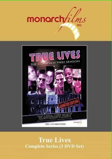 True Lives Complete Series (3 DVD Set) 883629691145