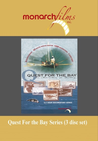 Quest for the Bay Complete Series 883629750460