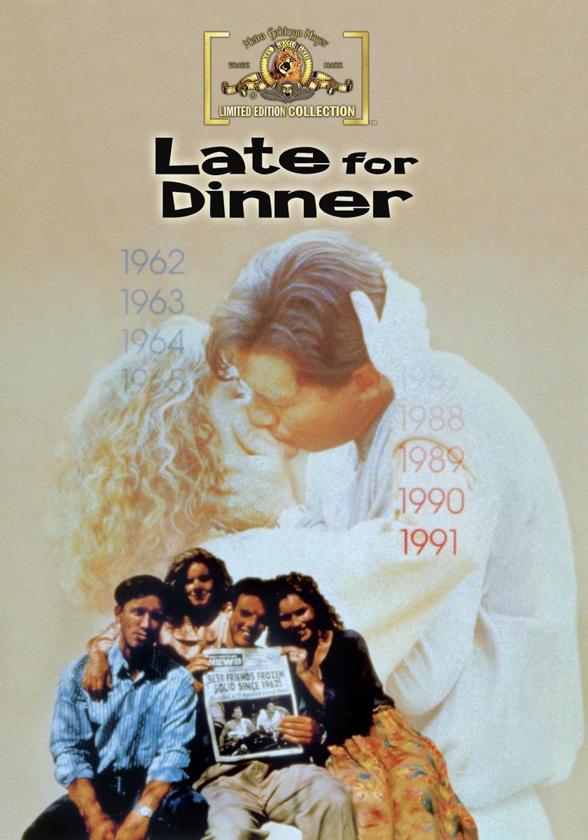 Late for Dinner 883904201380
