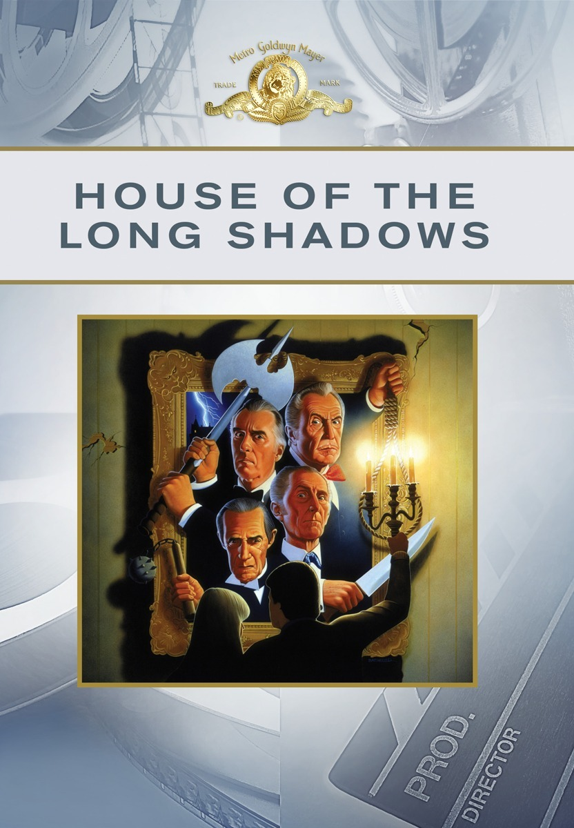 House Of The Long Shadows 883904219392