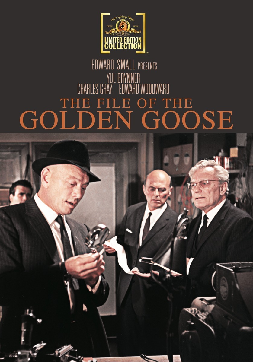 The File Of The Golden Goose 883904240167