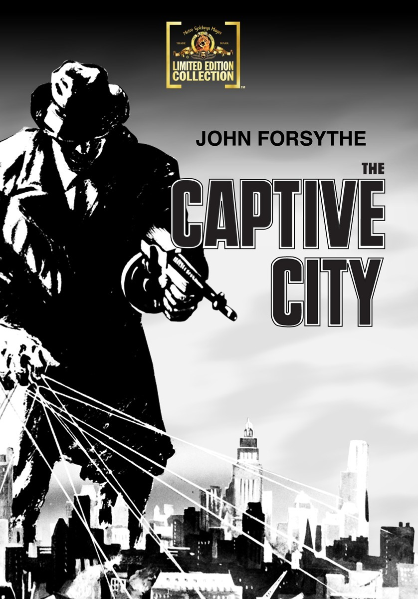 CAPTIVE CITY, THE 883904240228