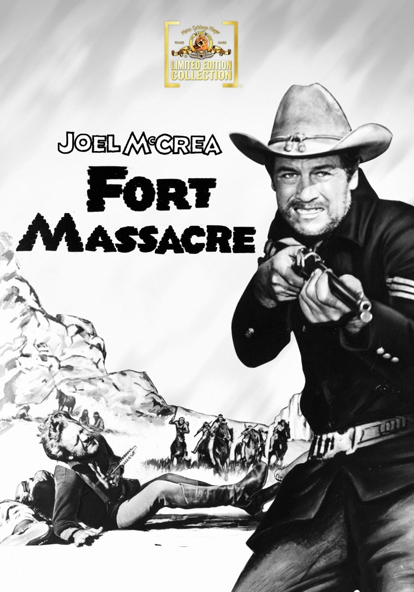 Fort Massacre  883904240303