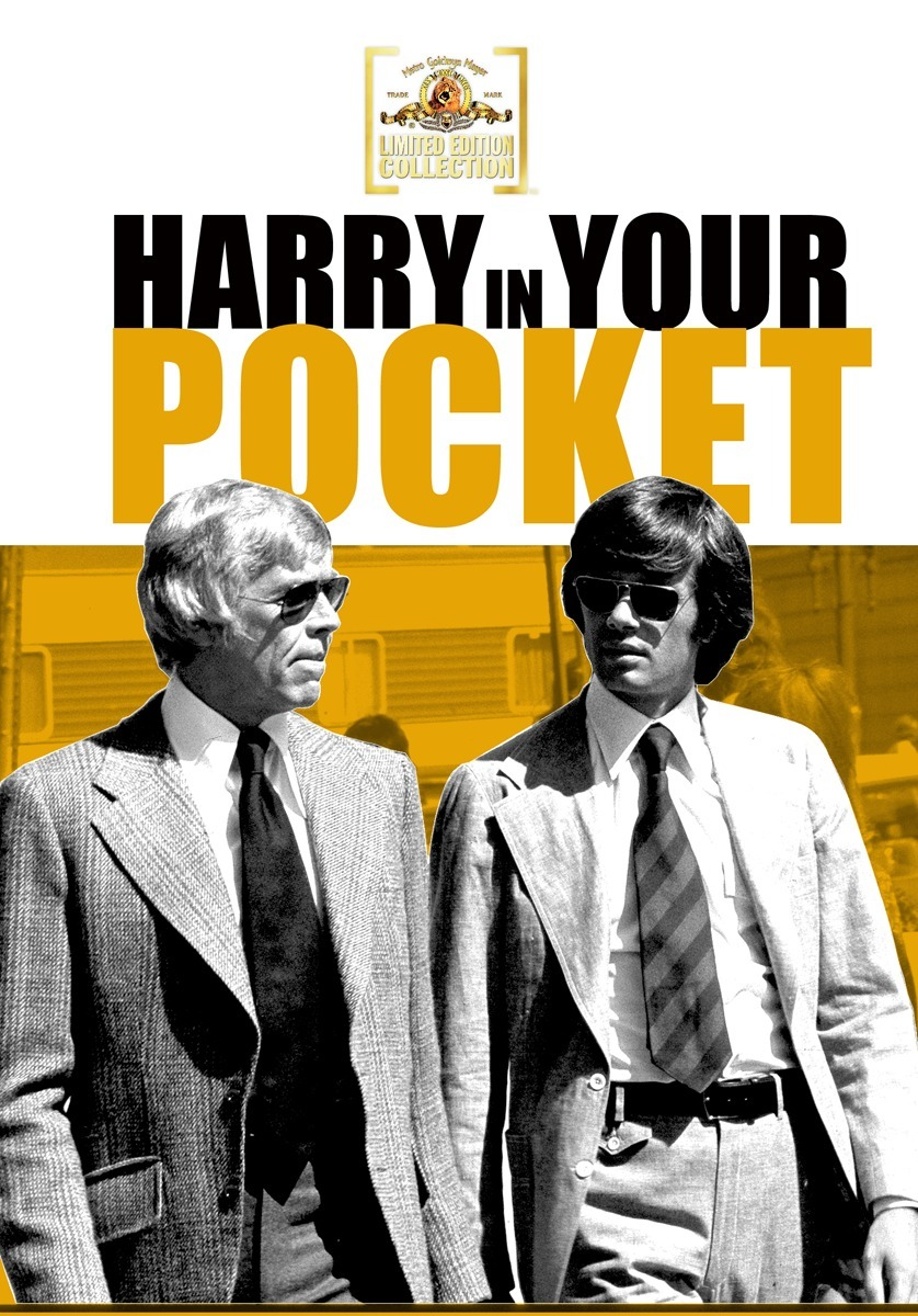 Harry In Your Pocket 883904243274