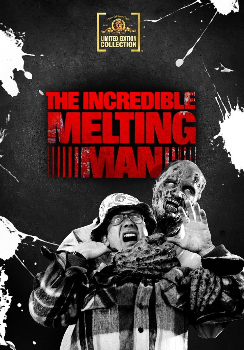 The Incredible Melting Man 883904250128