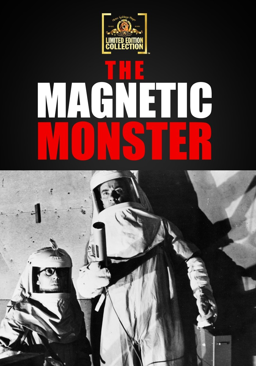 MAGNETIC MONSTER, THE 883904256854