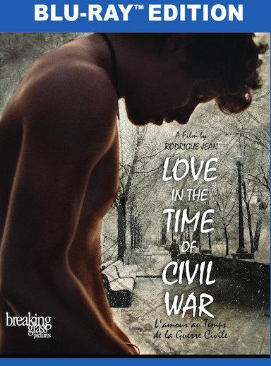 Love in the Time of Civil War (L'Amour au Temps de la Guerre Civile) (BD) 885444582820