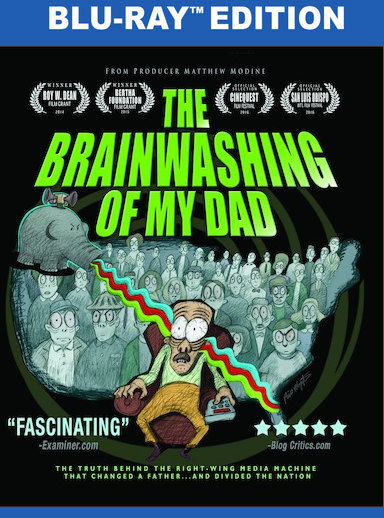 The Brainwashing of My Dad (BD) 885444610363