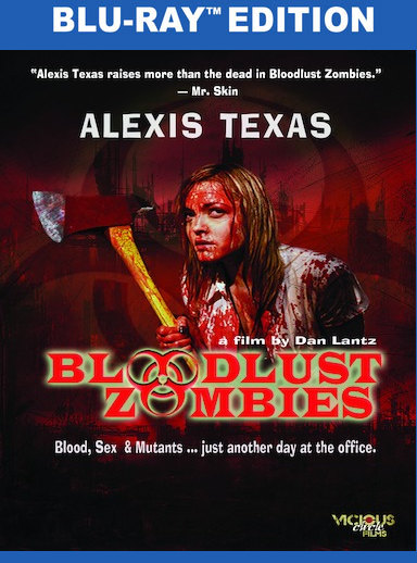 Bloodlust Zombies (BD) 885444693298