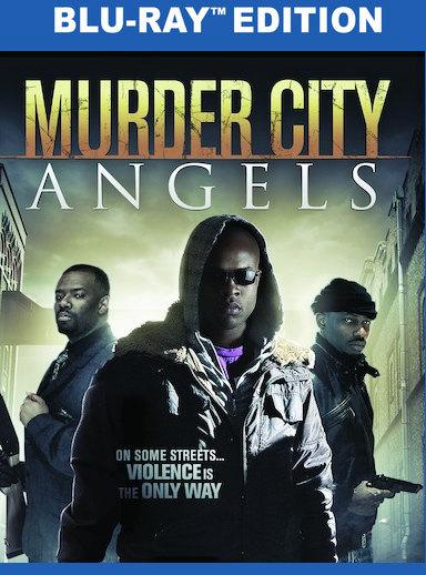 Murder City Angels (Myra's Angel) (BD) 885444693304