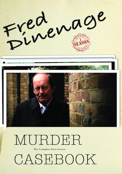 Fred Dinenage: Murder Casebook - The Complete First Season 885444715631