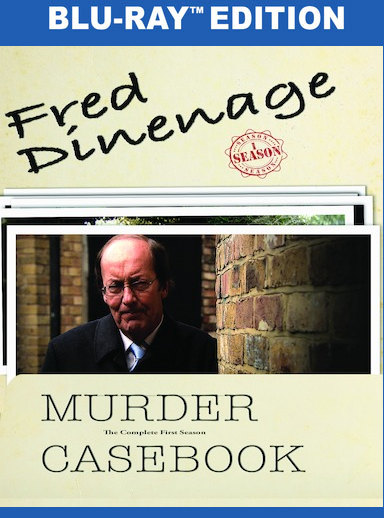 Fred Dinenage: Murder Casebook - The Complete First Season (BD) 885444715693