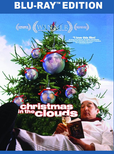 Christmas in the Clouds (BD) 885444776472