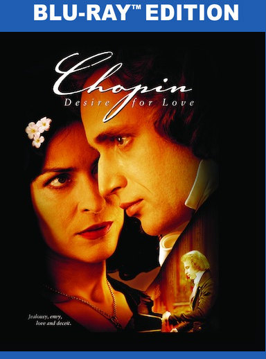 Chopin: Desire for Love (BD) 885444776489