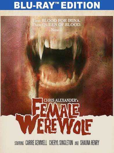 Female Werewolf (BD) 885444776502