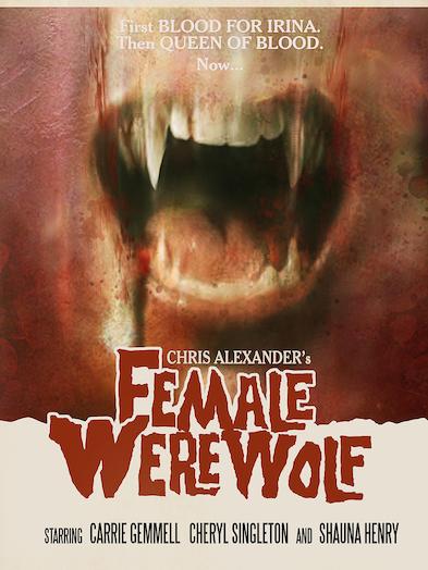 Female Werewolf 885444776519