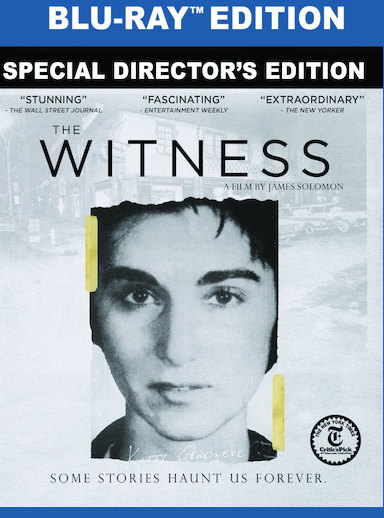 The Witness - Special Director's Edition  [Blu-ray] 885444776533