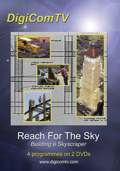 Reach For The Sky - Building a Skyscraper