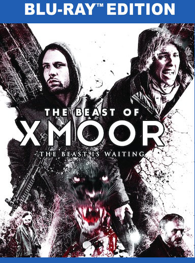The Beast of Xmoor (AKA X Moor) (BD) 885444865701