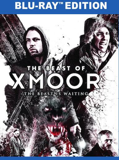 The Beast of Xmoor (AKA X Moor)  [Blu-ray] 885444865701