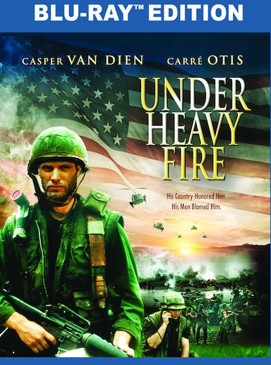 Under Heavy Fire (AKA Going Back) (BD) 885444865718