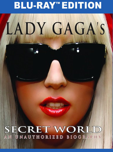Lady Gaga's Secret World (BD) 885444865725