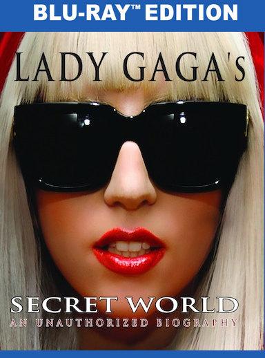 Lady Gaga's Secret World (BD) 885444865725