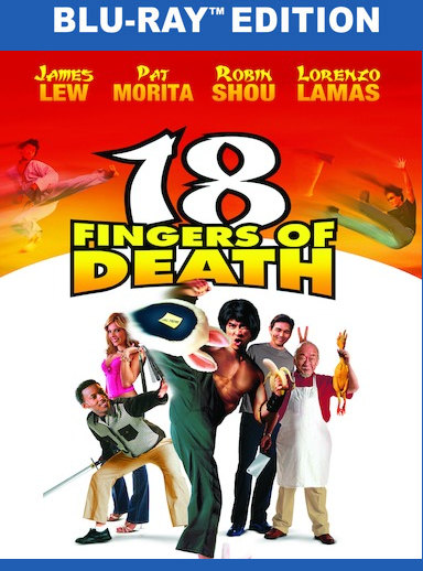 18 Fingers of Death! (BD) 885444868443