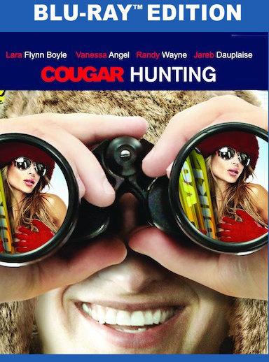 Cougar Hunting  [Blu-ray] 885444868474