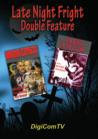 Late Night Fright Double Feature