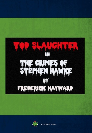 The Crimes of Stephen Hawke 886470334919