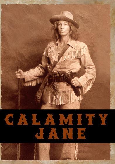 Calamity Jane 886470690954