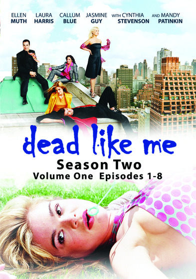Dead Like Me: The Complete Series PLUS Bonus Movies White Lightning & The End - 11 DVD Set 887936831874